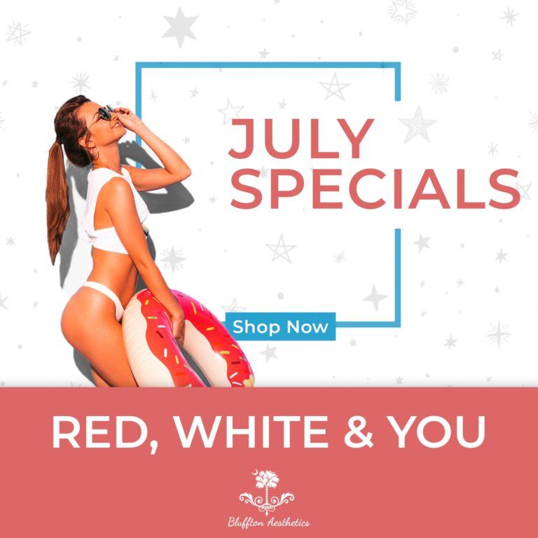 July 2020 Specials