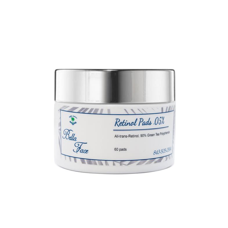 Retinol Pads .05% | Bella Face